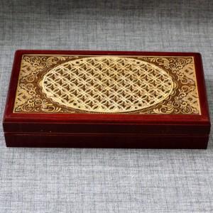 Шкатулка под купюры прорезная Артикул 01445-5  175х95х25 Шкатулка выверена под размер банкнот