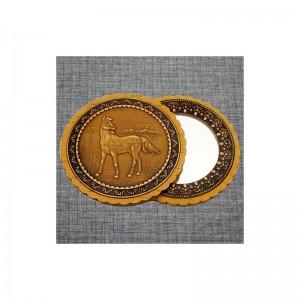 """Зеркало """"Лошадь"""" Артикул 00415-12"""